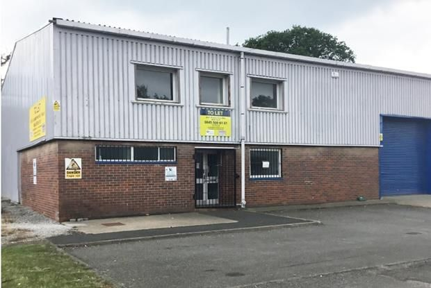 Thumbnail Light industrial to let in Unit 26, Abenbury Way, Wrexham Industrial Estate, Wrexham