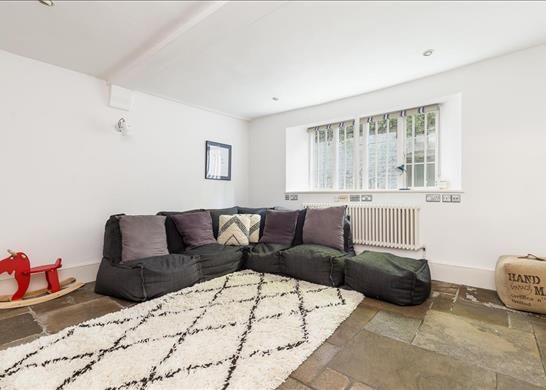 Reception of Hampton Court Road, East Molesey, Surrey KT8