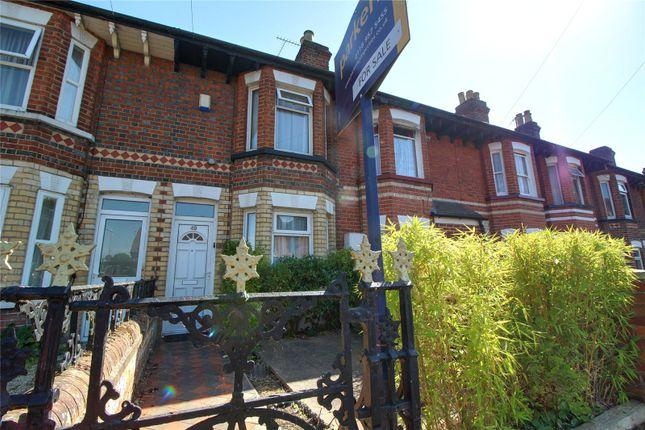 Thumbnail Terraced house for sale in Milman Road, Reading, Berkshire