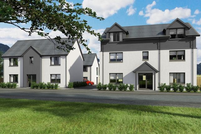 Thumbnail Flat for sale in Osprey House Apartments, Perth Road, Little Dunkeld, Perthshire