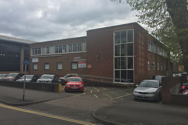 Thumbnail Office to let in First Floor, Lammascote Road, Stafford