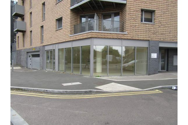 Thumbnail Retail premises to let in Unit 1, Timber Court, Barking