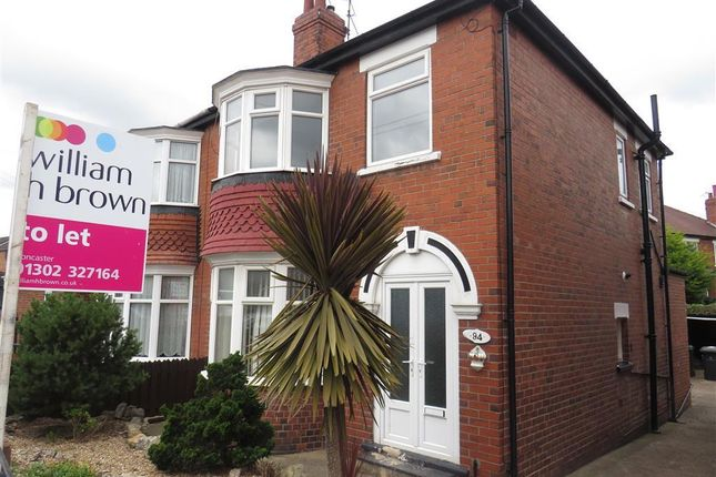 Thumbnail Semi-detached house to rent in Florence Avenue, Balby, Doncaster