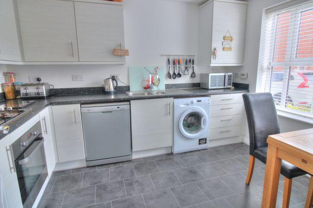 Kitchen of Montagu Drive, Saxmundham IP17