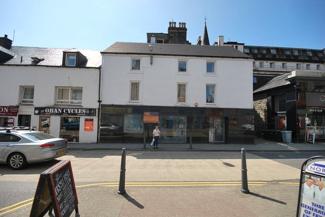 Thumbnail Retail premises to let in George Street, Oban