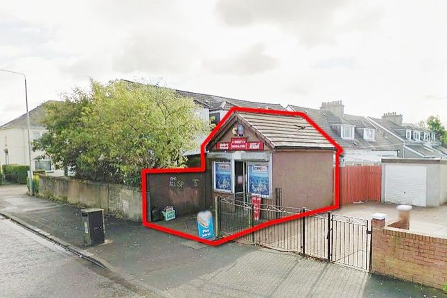 Commercial property for sale in 132, Campsie Street, Springburn G214Hx