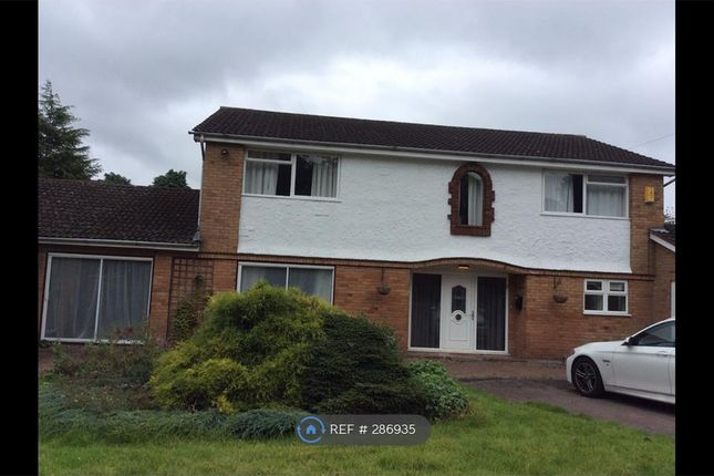 Thumbnail Detached house to rent in Manor Drive, West Midlands