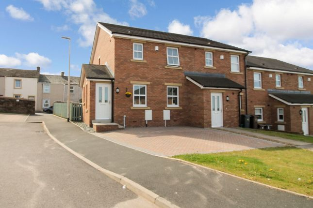 3 bed end terrace house for sale in Ceda Park, Whitehaven, Cumbria CA28
