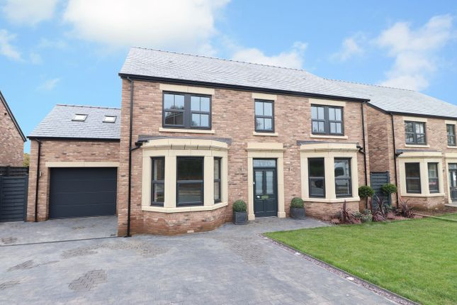 Thumbnail Detached house for sale in Mulberry Mews, Wetheral, Carlisle