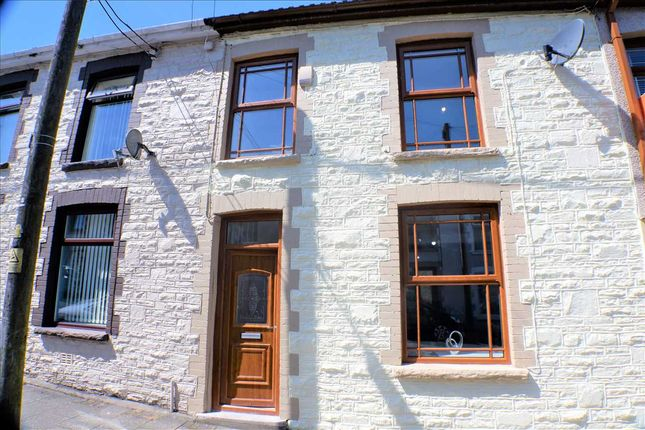 Thumbnail Terraced house for sale in Hughes Street, Tonypandy