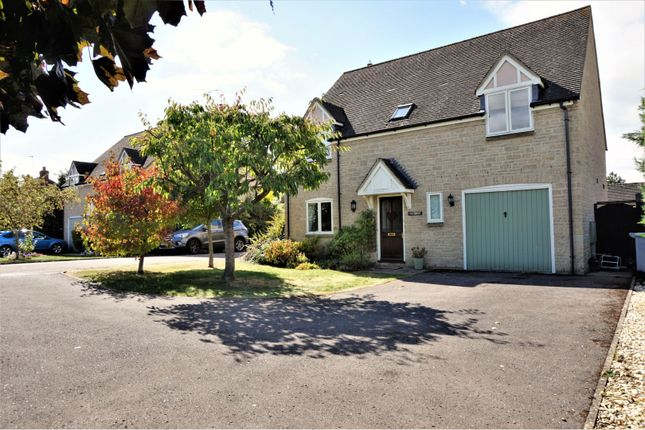 Thumbnail Detached house for sale in Busby Close, Freeland