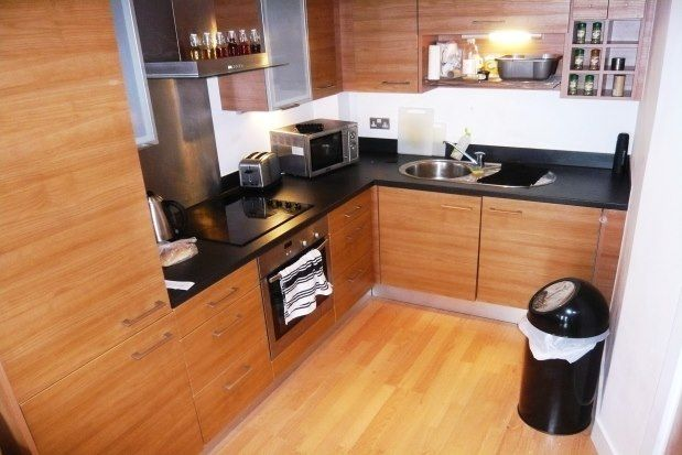 Thumbnail 1 bed flat to rent in Clarence House, Leeds