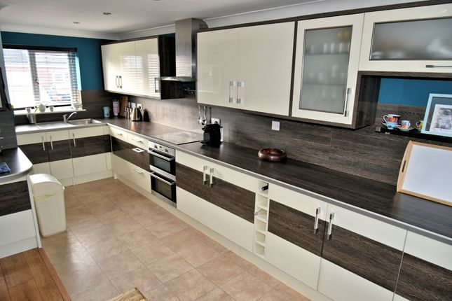 Thumbnail Detached house for sale in Pastures Mews, Mexborough