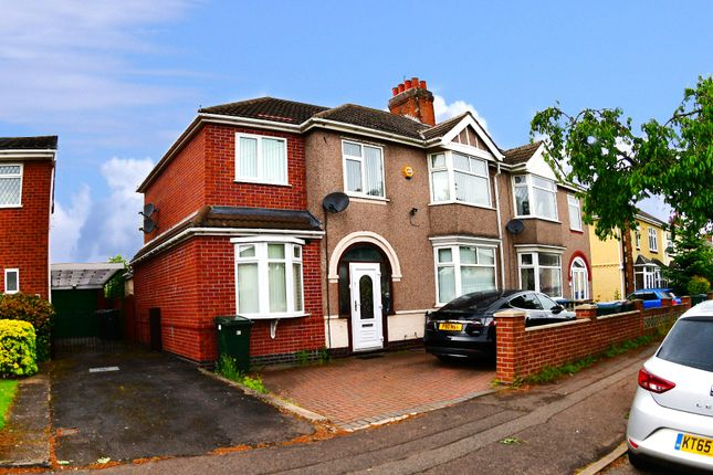 Thumbnail End terrace house to rent in Clifford Bridge Road, Binley, Coventry