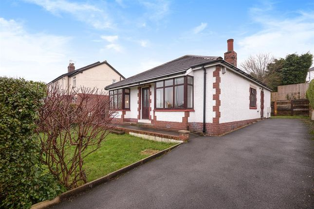 Thumbnail Detached bungalow for sale in The Homestead, Canada Crescent, Rawdon, Leeds