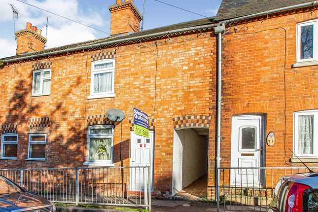 2 bed terraced house for sale in Huntingdon Road, Thrapston, Kettering NN14