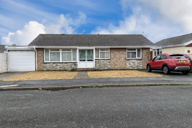 Thumbnail Bungalow for sale in Westhill Avenue, Milford Haven, Pembrokeshire