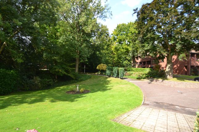 Outside of Snells Wood Court, Little Chalfont, Amersham HP7