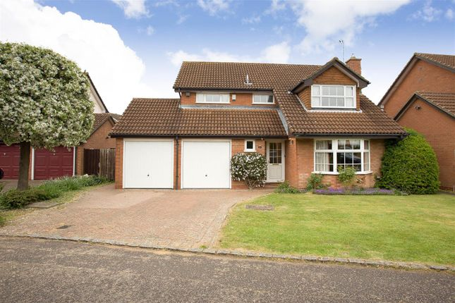 Thumbnail Detached house for sale in Lowbrook Close, Aylesbury