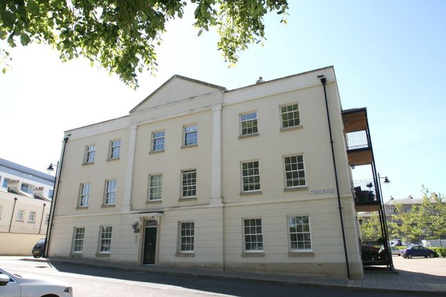 Thumbnail Flat to rent in Boundary House, Plymouth