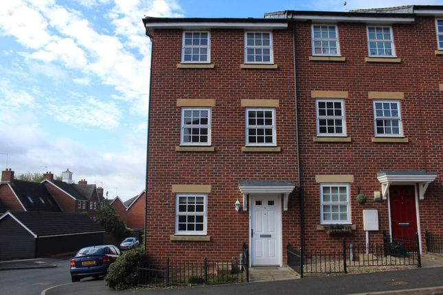 Thumbnail Property to rent in Buscot Park Way, Daventry