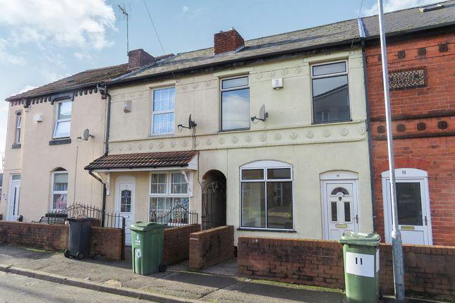 Thumbnail Terraced house for sale in School Street, Darlaston, Wednesbury