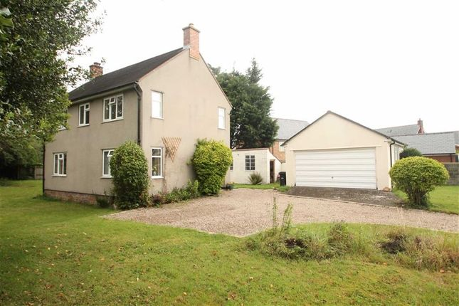 Thumbnail Detached house to rent in Llandrinio, Llanymynech