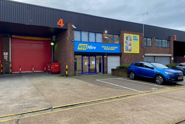 Thumbnail Industrial to let in Unit 4 Merton Road Industrial Estate, 307-309 Merton Road, Wandsworth, London