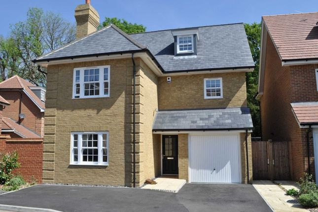 Thumbnail Detached house to rent in Century Way, Beckenham
