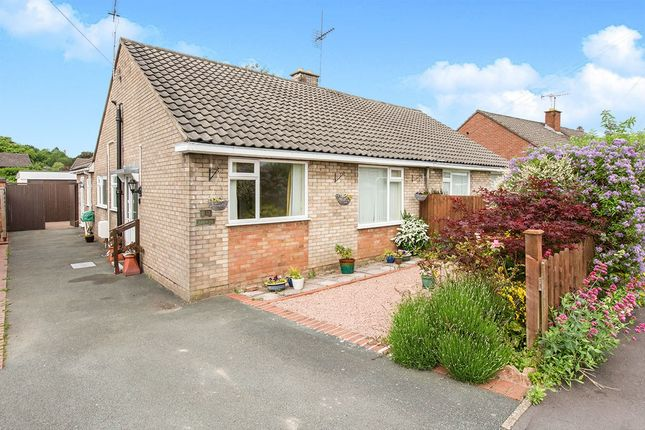 Thumbnail Bungalow for sale in Greyfriars, Oswestry, Shropshire