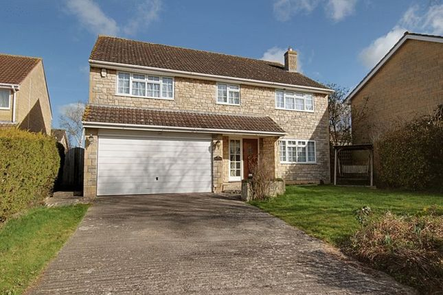 Thumbnail Detached house for sale in Balmoral Road, Trowbridge