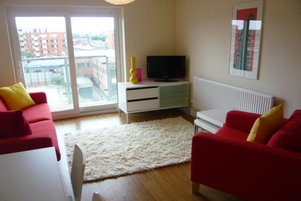 Thumbnail Flat to rent in Cypress Point, Leylands Road, City Centre