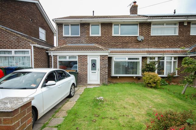 Thumbnail Semi-detached house to rent in Winchester Road, Brotton