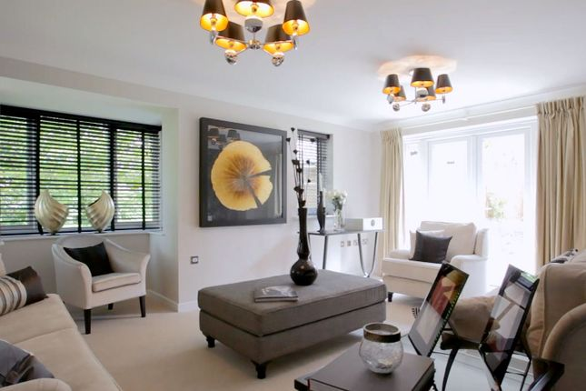 5 bed detached house for sale in Manor Chase, Tutshill, Chepstow NP16