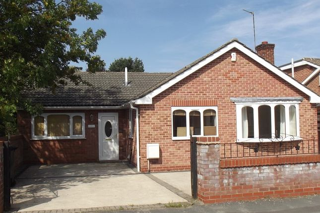 Thumbnail Detached bungalow for sale in Crossways, Badger Hill, York