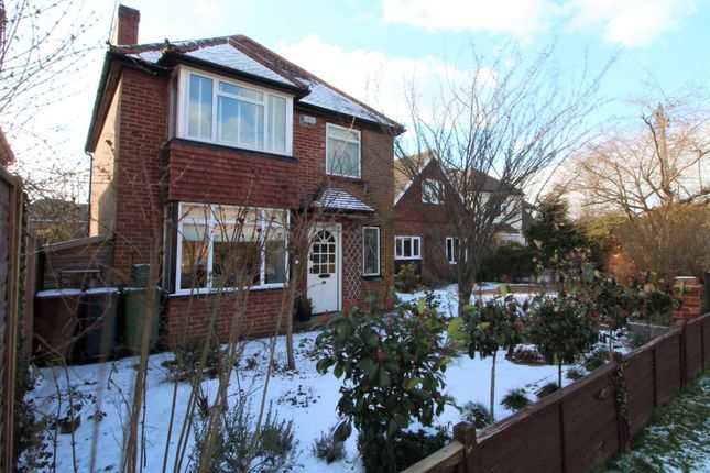 Thumbnail Detached house for sale in The Hatches, Frimley Green