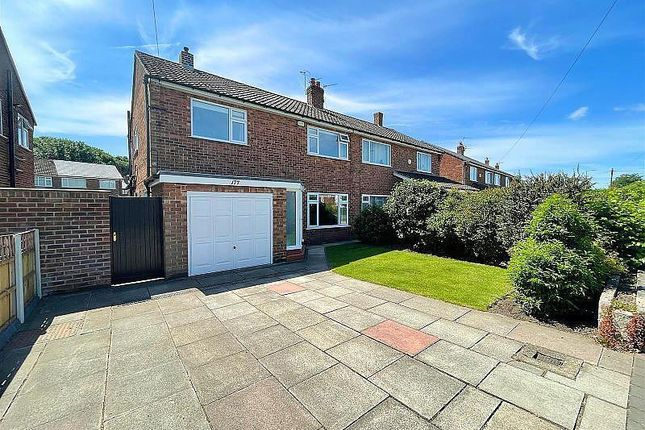 Thumbnail Semi-detached house to rent in Wythenshawe Road, Wythenshawe, Manchester