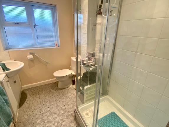Shower Room of Twyford Way, Canford Heath, Poole BH17