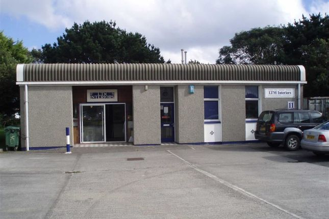 Thumbnail Light industrial to let in Unit 11, Long Rock Industrial Estate, Penzance, Cornwall