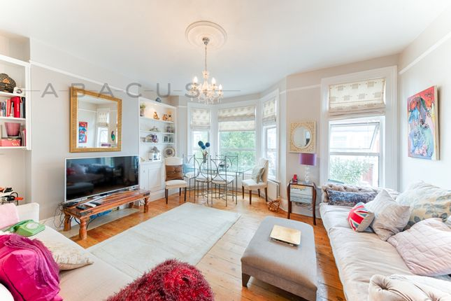 Thumbnail Flat for sale in Burrows Road, Kensal Rise