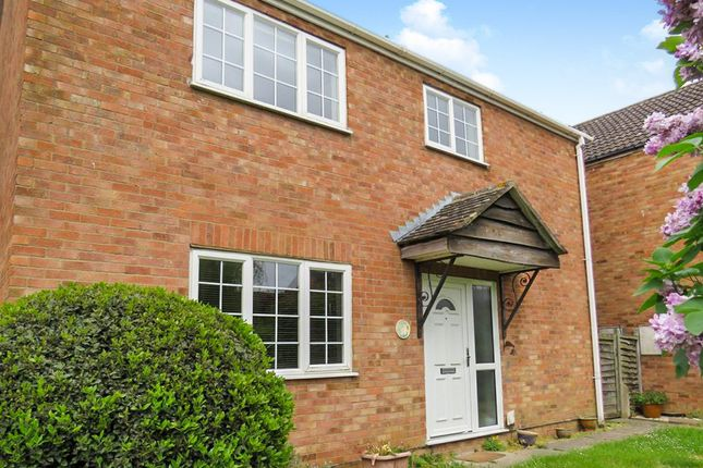 Thumbnail Detached house for sale in High Street, Wymington, Rushden