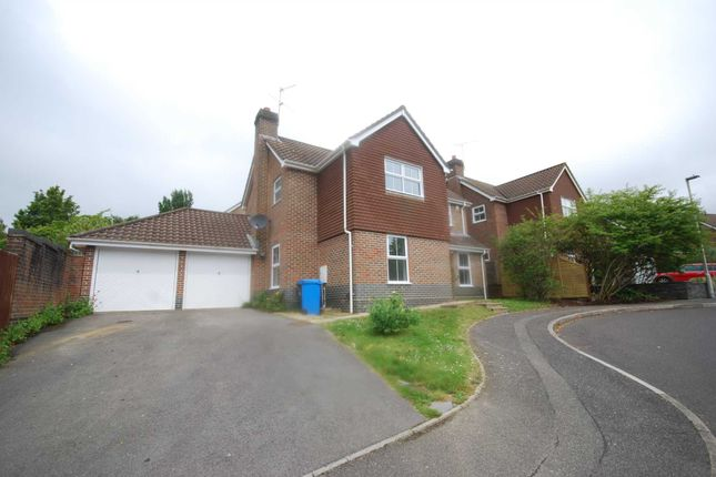 Thumbnail Detached house to rent in Cowslip Road, Broadstone