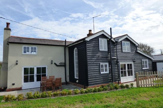 Thumbnail Detached house for sale in Barrack Road, Mashbury, Chelmsford, Essex