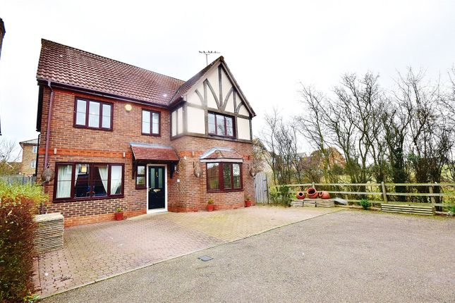 Thumbnail Detached house for sale in Whieldon Grange, Church Langley, Harlow
