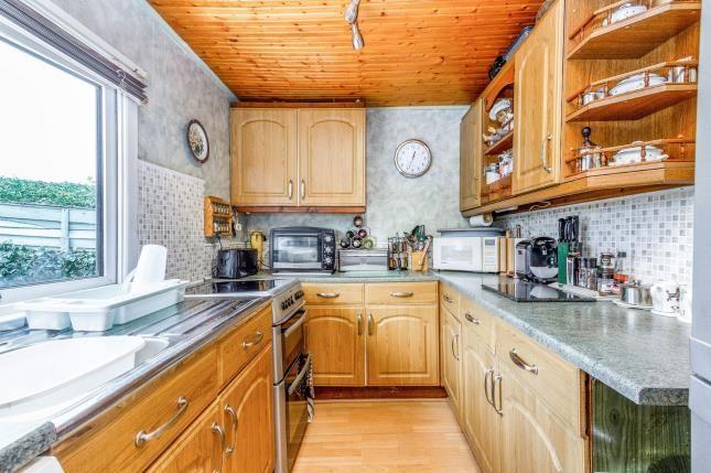 Kitchen of Riverside Chalet Park, Occupation Lane, Poulton-Le-Fylde FY6