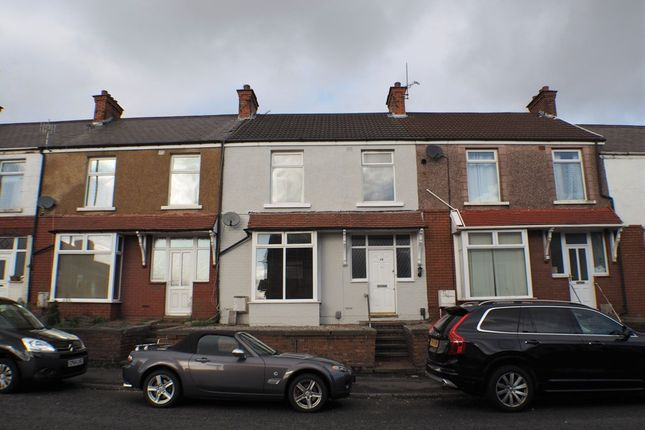 Thumbnail Terraced house to rent in St Johns Road, Manselton, Swansea