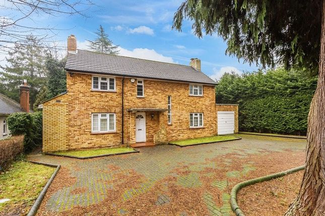 Thumbnail Property for sale in Harestone Valley Road, Caterham