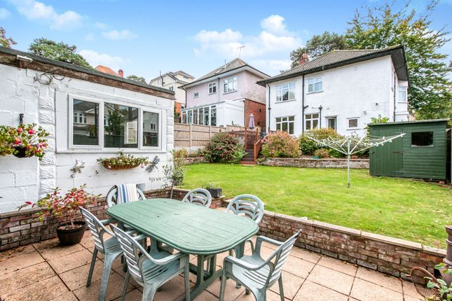 Thumbnail Detached house for sale in Cecil Hill, Bournemouth