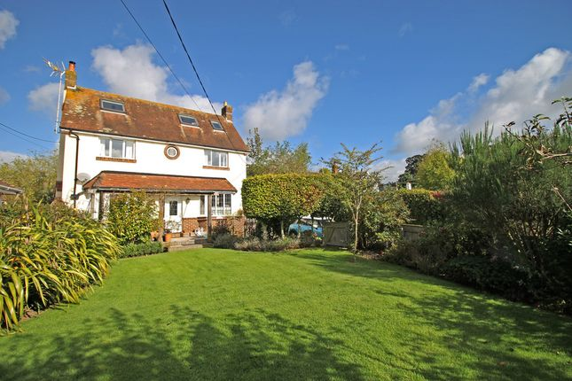 Thumbnail Detached house for sale in Longmeadow Road, Lympstone, Exmouth