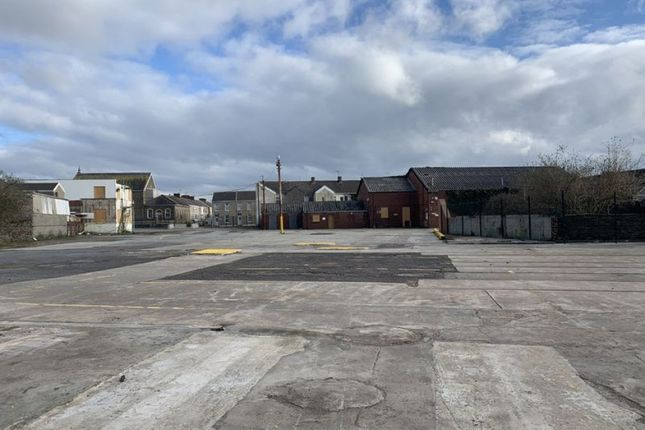 Thumbnail Industrial for sale in Inkerman Street, Llanelli